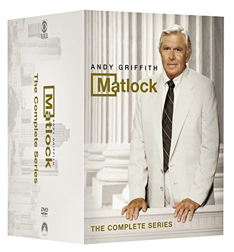 Matlock The Complete Series DVD