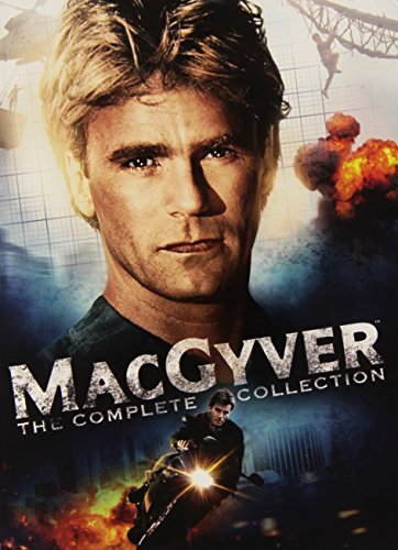 Macgyver The Complete Collection DVD