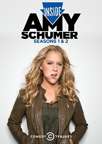 Inside Amy Schumer Seasons 1 & 2 DVD