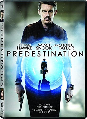 Predestination Hawke Snook Taylor DVD R
