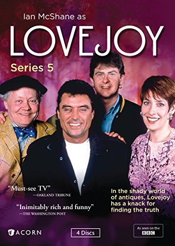 Lovejoy Series 5 DVD