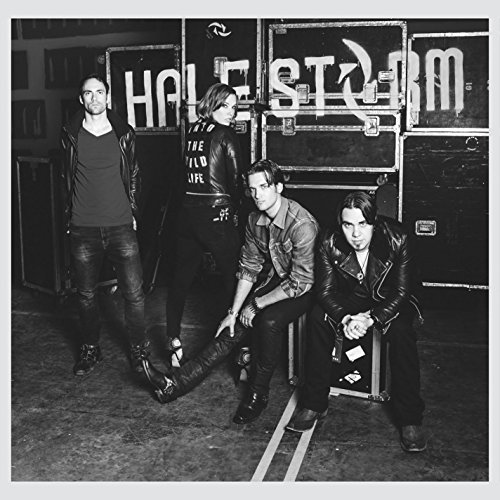 Halestorm Into The Wild Life (deluxe Version) Explicit Version Into The Wild Life