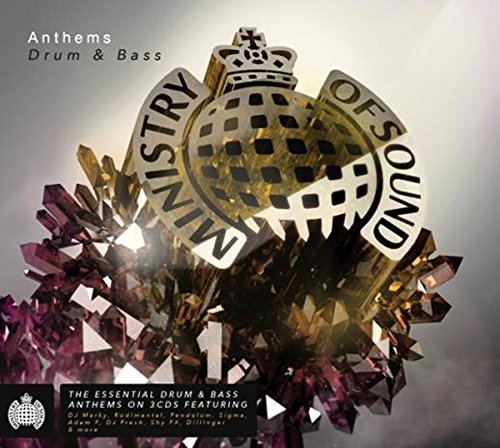 Ministry Of Sound Anthems Dru Ministry Of Sound Anthems Dru Import Gbr 3 CD