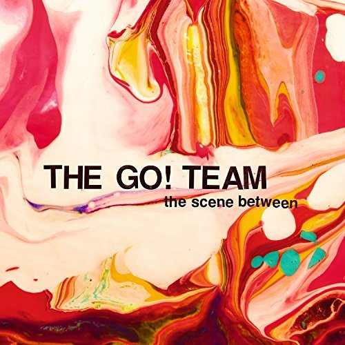 Go! Team Scene Between
