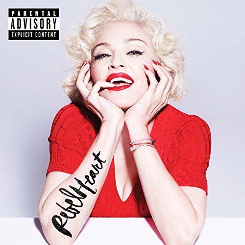 Madonna Rebel Heart Explicit Version
