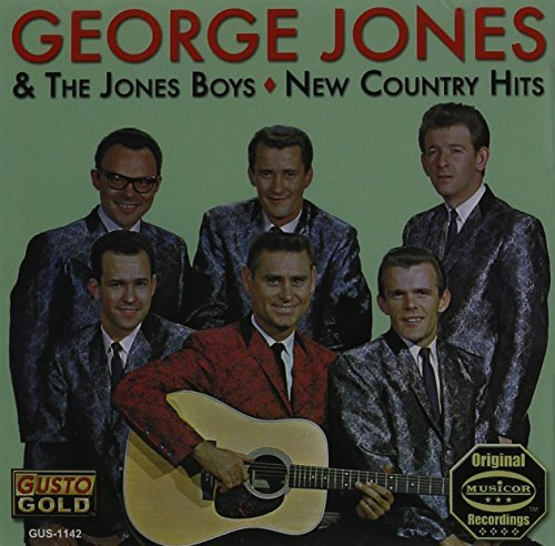George Jones New Country Hits