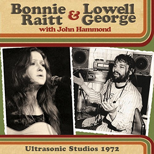 Raitt Bonnie George Lowell Ultrasonic Studios 1972