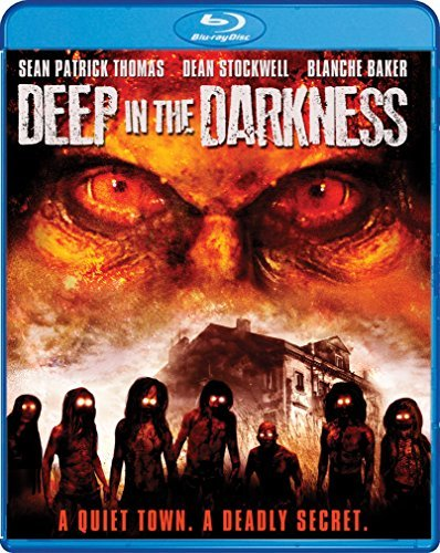 Deep In The Darkness Stockwell Thomas Bush Blu Ray Nr