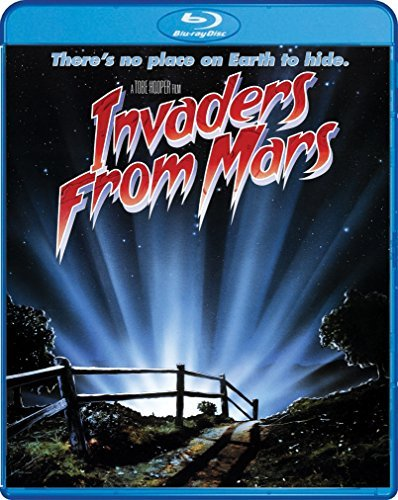 Invaders From Mars (1986) Invaders From Mars Blu Ray Pg