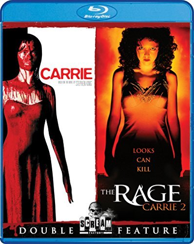 Carrie The Rage Carrie 2 Double Feature Blu Ray R