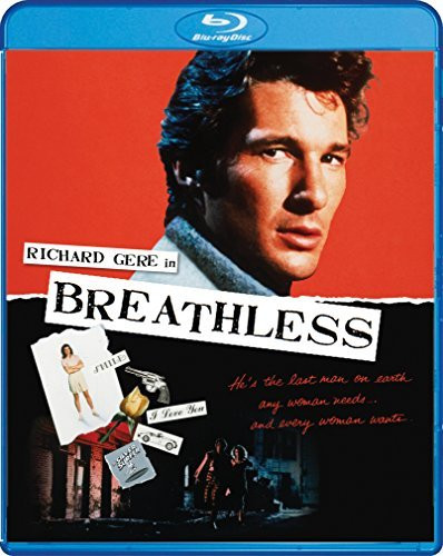 Breathless (1983) Gere Kaprisky Metrano Blu Ray R