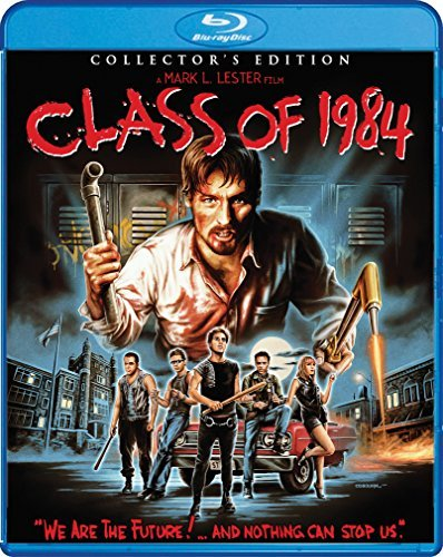Class Of 1984 King Ross Van Patten Blu Ray R