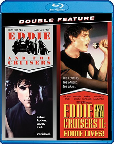 Eddie & The Cruisers Eddie & The Cruisers Ii Eddie Lives! Double Feature Blu Ray Pg