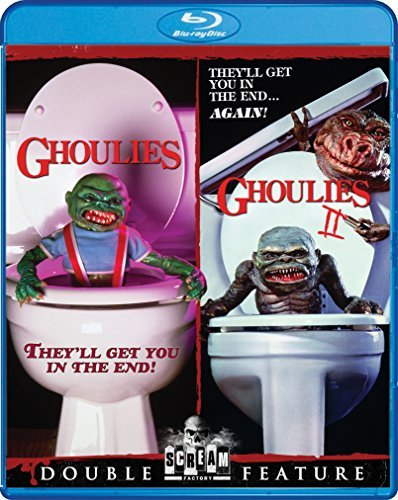Ghoulies Ghoulies Ii Double Feature Blu Ray Pg13