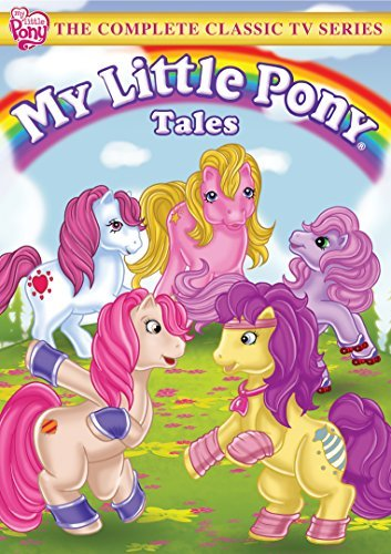 My Little Pony Tales The Complete Series DVD