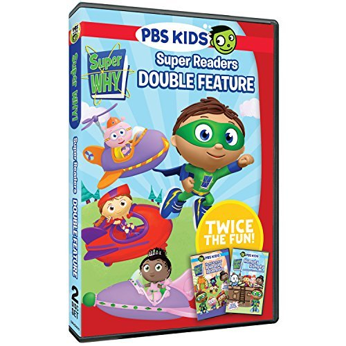 Super Why Super Reader Double Super Why Super Reader Double