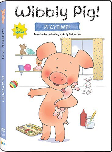 Wibbly Pig Playtime DVD