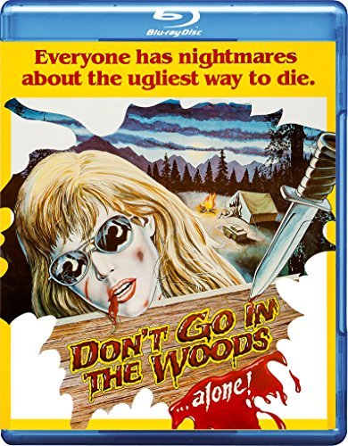 Don't Go In The Woods Don't Go In The Woods Blu Ray DVD R