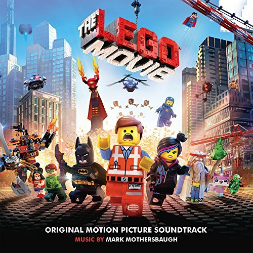 Lego Movie Soundtrack Import Eu