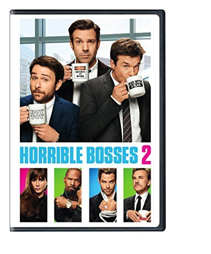 Horrible Bosses 2 Bateman Sudeikis Day Aniston Foxx Pine Waltz DVD Uv R