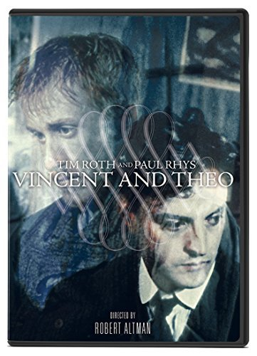 Vincent & Theo Roth Rhys DVD Pg13
