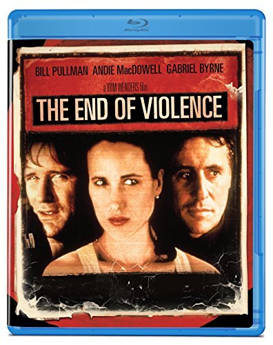 End Of Violence Pullman Macdowell Byrne Blu Ray R