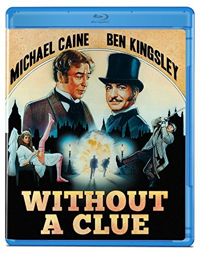 Without A Clue Caine Kingsley Blu Ray Pg