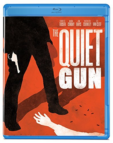 Quiet Gun Van Cleef Tucker Blu Ray Nr