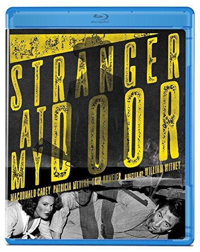 Stranger At My Door Carey Medina Homeier Blu Ray Nr