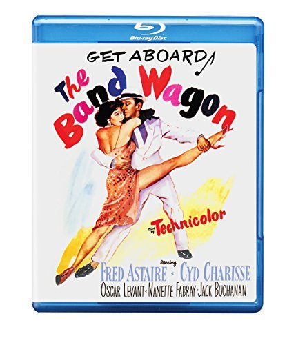 Band Wagon Astaire Charisse Blu Ray Nr