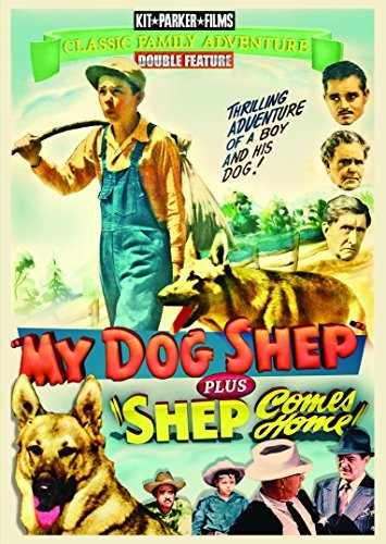 My Dog Shep Shep Comes Home Double Feature DVD G