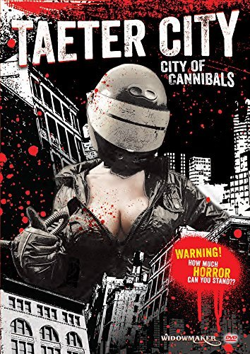 Taeter City City Of Cannibals Taeter City City Of Cannibals DVD Nr