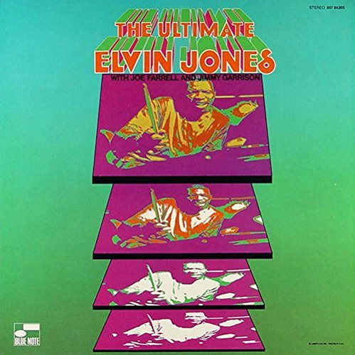 Elvin Jones Ultimate Ultimate