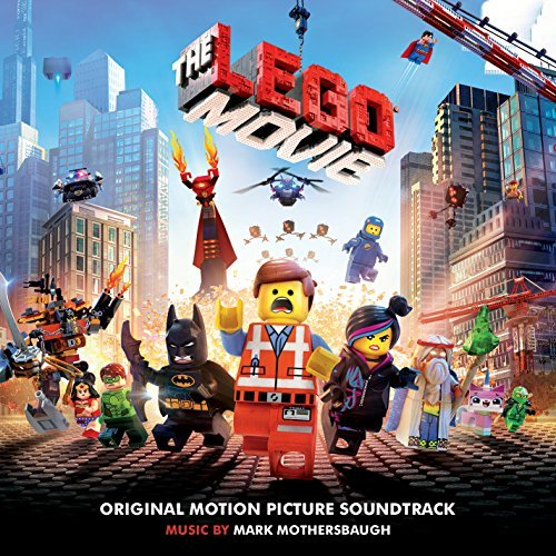 Lego Movie Soundtrack 2lp