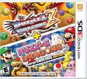Nintendo 3ds Puzzle & Dragons Z + Puzzle & Dragons Super Mario Bros. Edition