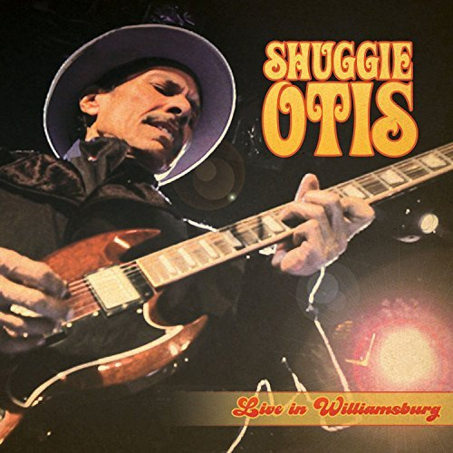 Shuggie Otis Live In Williamsburg
