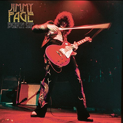 Jimmy Page Burn Up