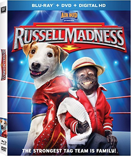Russell Madness Russell Madness Blu Ray Pg