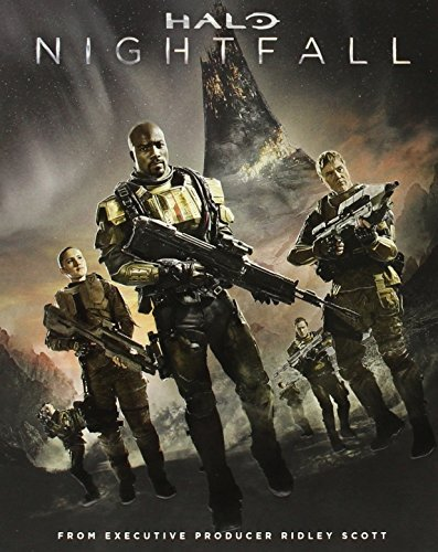 Halo Nightfall Waddington Buck Colter Blu Ray Nr