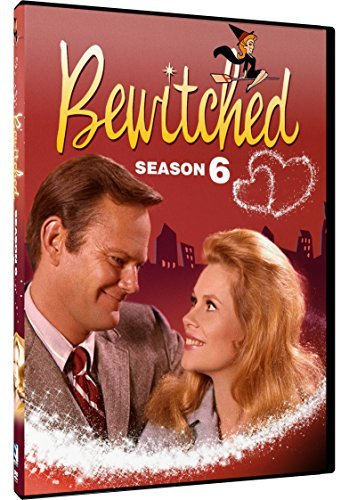 Bewitched Season 6 DVD