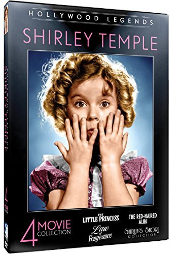 Hollywood Legends Shirley Temple Hollywood Legends Shirley Temple DVD
