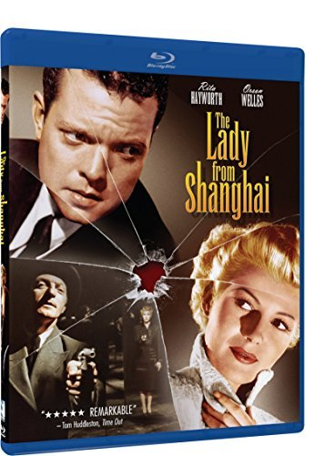 Lady From Shanghai Hayworth Welles Sloane Blu Ray Nr