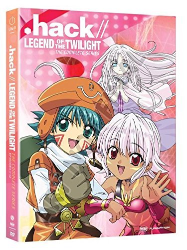 Hack Legend Of The Twilight Complete Series DVD
