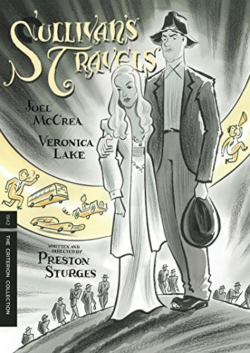 Sullivan's Travels Mccrea Lake DVD Criterion Collection
