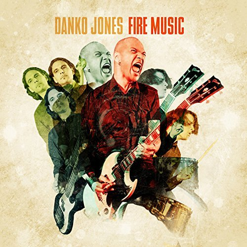 Danko Jones Fire Music Fire Music