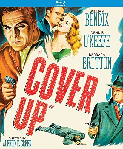 Cover Up Bendix O'keefe Britton Blu Ray Nr