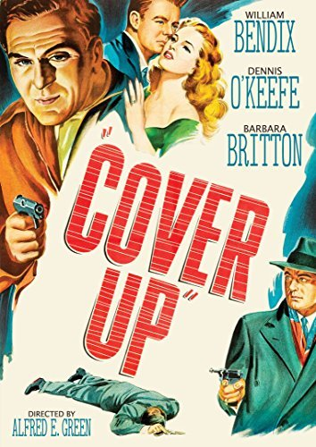 Cover Up Bendix O'keefe Britton DVD Nr