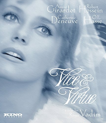 Vice And Virtue Vice And Virtue Blu Ray Nr