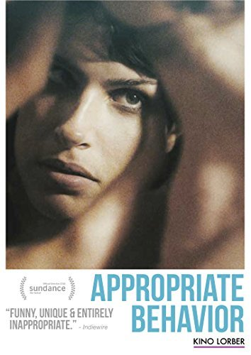 Appropriate Behaviour Akhavan Henderson DVD Nr