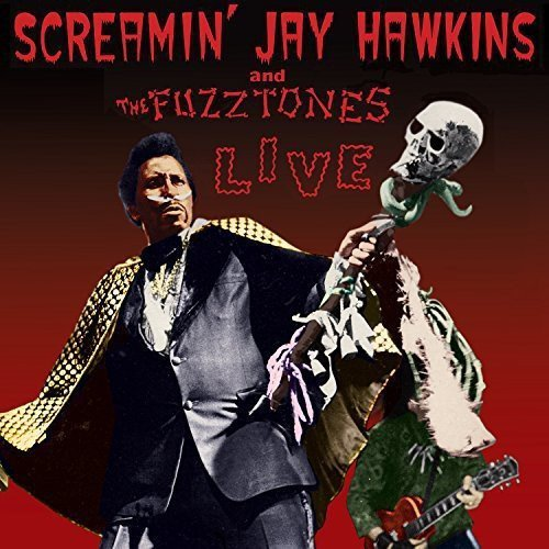 Screamin Jay & The Fuz Hawkins Live